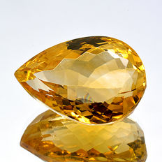 Citrine - 14.20 ct - No reserve price