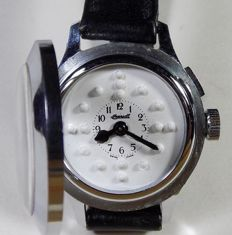 Ingersoll - Blind Watch - For Blind Women - 1960's - Ladies Wristwatch