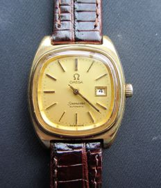 Vintage Ladies Omega - Seamaster - watch