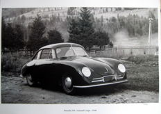 Great Photo Print - Porsche 356 Gmund Coupe - 1948