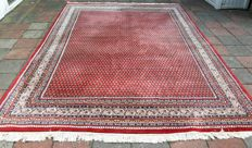 Very Beautiful Hand-knotted Oriental - Indo Saroukh Mir 350cm x 247cm !