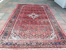 Very Beautiful Hand-knotted Persian - Hamadan 323cm x 210cm With certificate!