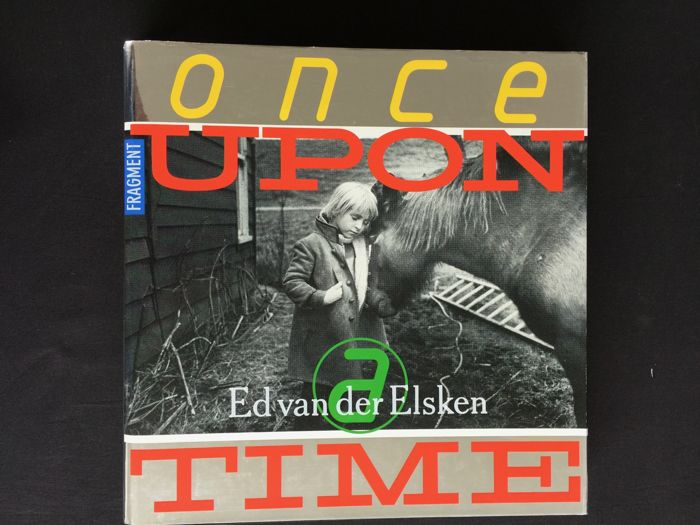 Ed van der Elsken - Once upon a time