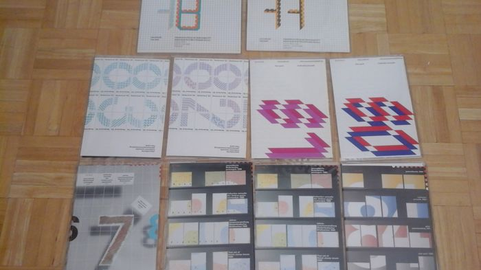 Netherlands - Batch with year collections, stamp booklets and FDCs