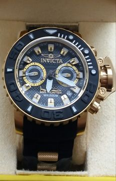 Invicta Sea Hunter Chronograph - Polshorloge - Ongebruikt