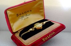 "Bulova - Goddess of Time ""L"" - Ladies watch - 1949"