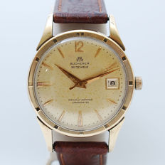 Bucherer Vintage Automatic Officialy Tested Chronometer - Gent's Watch - 1960's