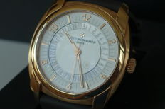 Vacheron Constantin Quai de l'Ile - Men's wristwatch - 2014