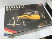 Check out our Pocher-Kit - Scale 1/8 - Bugatti 50T 1933 - Yellow