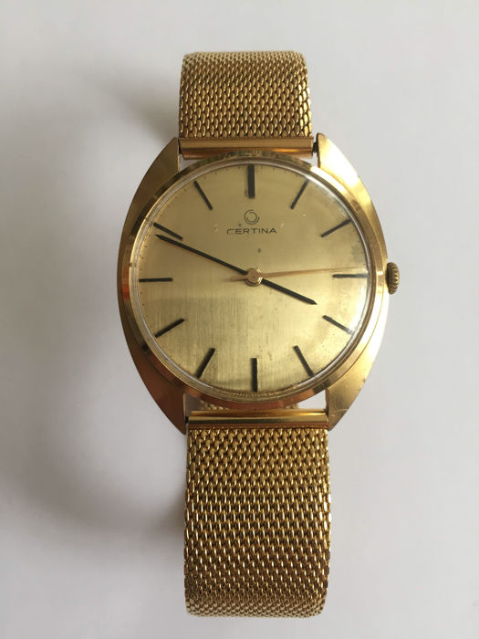 CERTINA vintage MEN'S wristwatch, around 1960