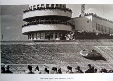 Great Photo Print : Auto Union Type C Stromlinie - Bernd Rosemeyer - Avus 1939