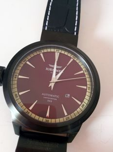 Haemmer Charactica Leon Lefty LA-04 Automatic with date No.: 0.72, new, in original packaging.