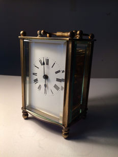 French Carriage Clock - ca 1900