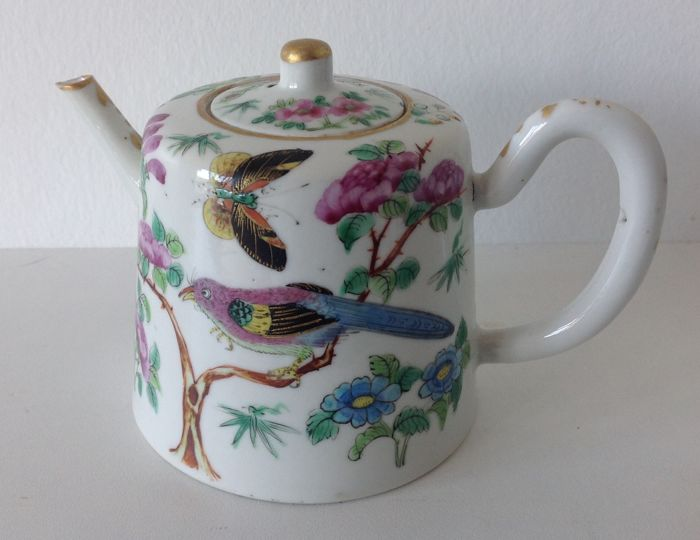 Teapot - China - Early 20th century (Republican period)
