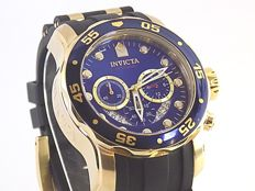 Invicta Pro Diver – gold-plated – 32 – men's watch – year 2017 – never worn