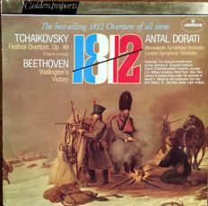 Varied Selection of 18 LPs - Opera, Concerto, Orchestra, Oratorio - Great Artists
