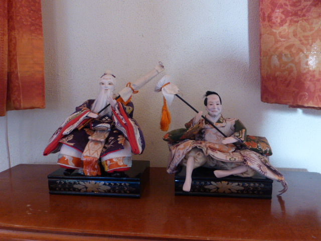 2 Hina Matsuri Minister – Japan – Middle of the 20th century
