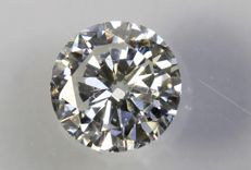0.29 ct – Brilliant cut diamond – E, VS2