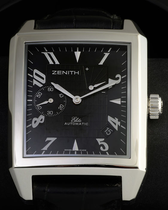 Zenith - ElitePort Automatic Royal - Power Reserve - Men's watch