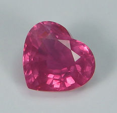 Ruby - 2.03 ct
