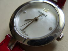 Tissot 'Pinky' T084210A ladies watch.Cont.