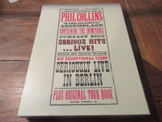 Phil Collins – Serious Hits...Live! / Seriously Live In Berlin (Limited edition box set)
