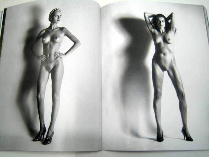 Helmut Newton Pages