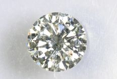 0.32 ct – Brilliant cut diamond – K, SI2