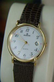 Edox Dress  Men's wrist watch