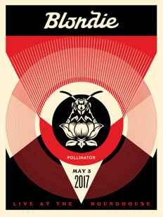 Shepard Fairey (OBEY) - Live at the Roundhouse (Black)