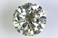0.30 ct – Brilliant cut diamond – I, VS2