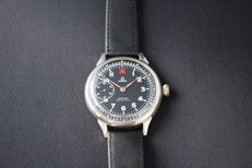 Omega – military-pilot marriage watch – 1927