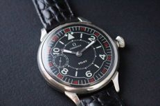 Omega – Military-pilot marriage watch – 1930