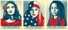 Shepard Fairey (OBEY) - We The People