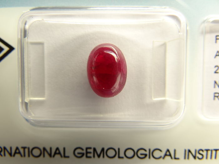 Ruby  – 2.48 ct