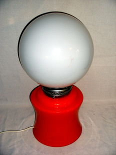 Designed by Carlo Nason for Mazzega – Table lamp from 1970s