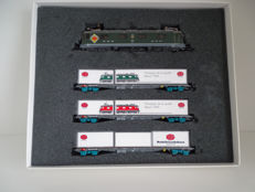 HAG H0 - 097 - Jubilee set 50 years e-loc Re 6/6 of the SBB-CFF