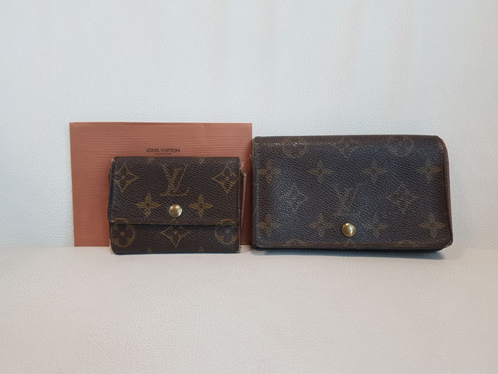 Louis Vuitton – Wallet and coin purses