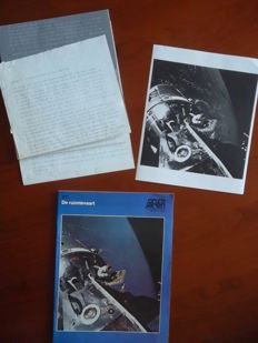 Apollo-9: Originele telex, foto, documentatie (1969)