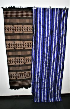 Textiles - Uganda and West Africa (Ghana)