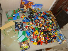 Lot of 6.8 kg Lego
