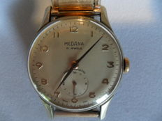 Medana – men's watch – 1950s – very vintage