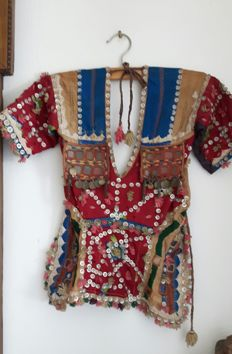 Child's dress – Afghanistan – mid 20th century