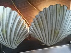 Wall lamps shell 2 pieces