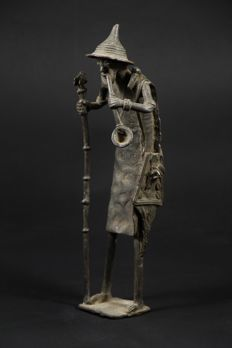 Reliquary of Leaders of cult, Master Hunter - BAMANA - Mali