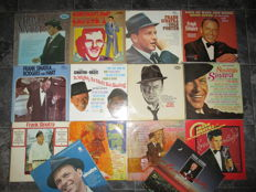 The Voice ! ,  The One And Only .....Frank Sinatra On Fourteen Beautiful Record