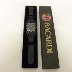 Bacardi Collector's watch in Box 1993