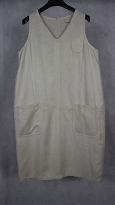 'S Max Mara - Sleeveless dress with pockets