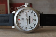 CCCP Shchuka GMT – wristwatch