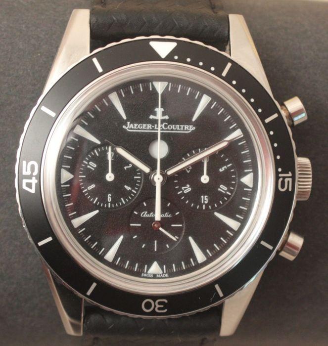 Jaeger leCoultre - Deep Sea - Chronograph - Men's watch